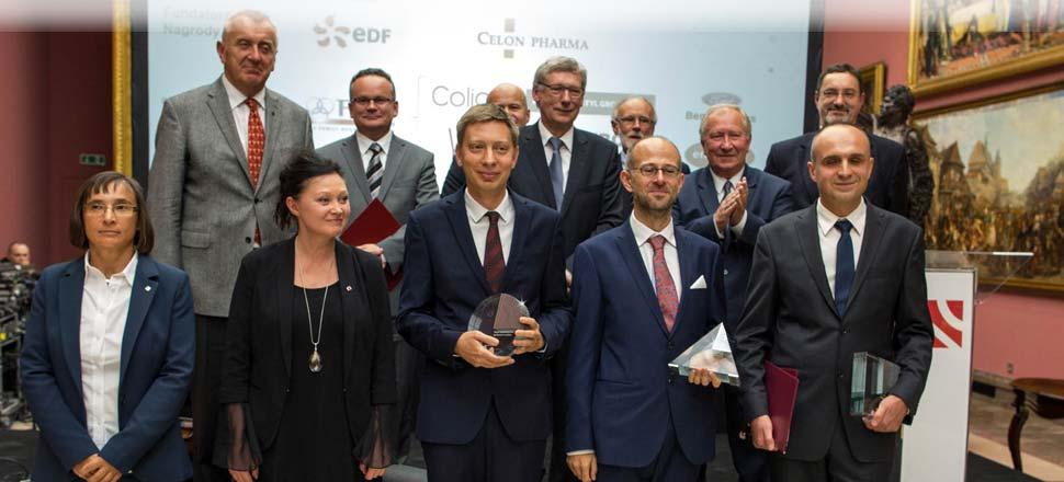 Nagroda Narodowego Centrum Nauki 2015 wręczona