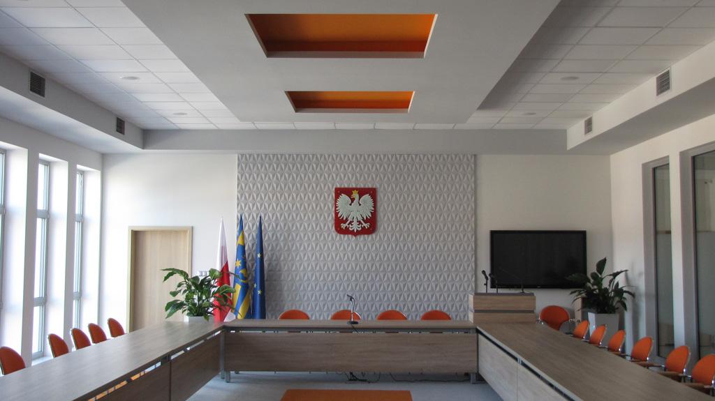 godła polski dla urzędów, szkół