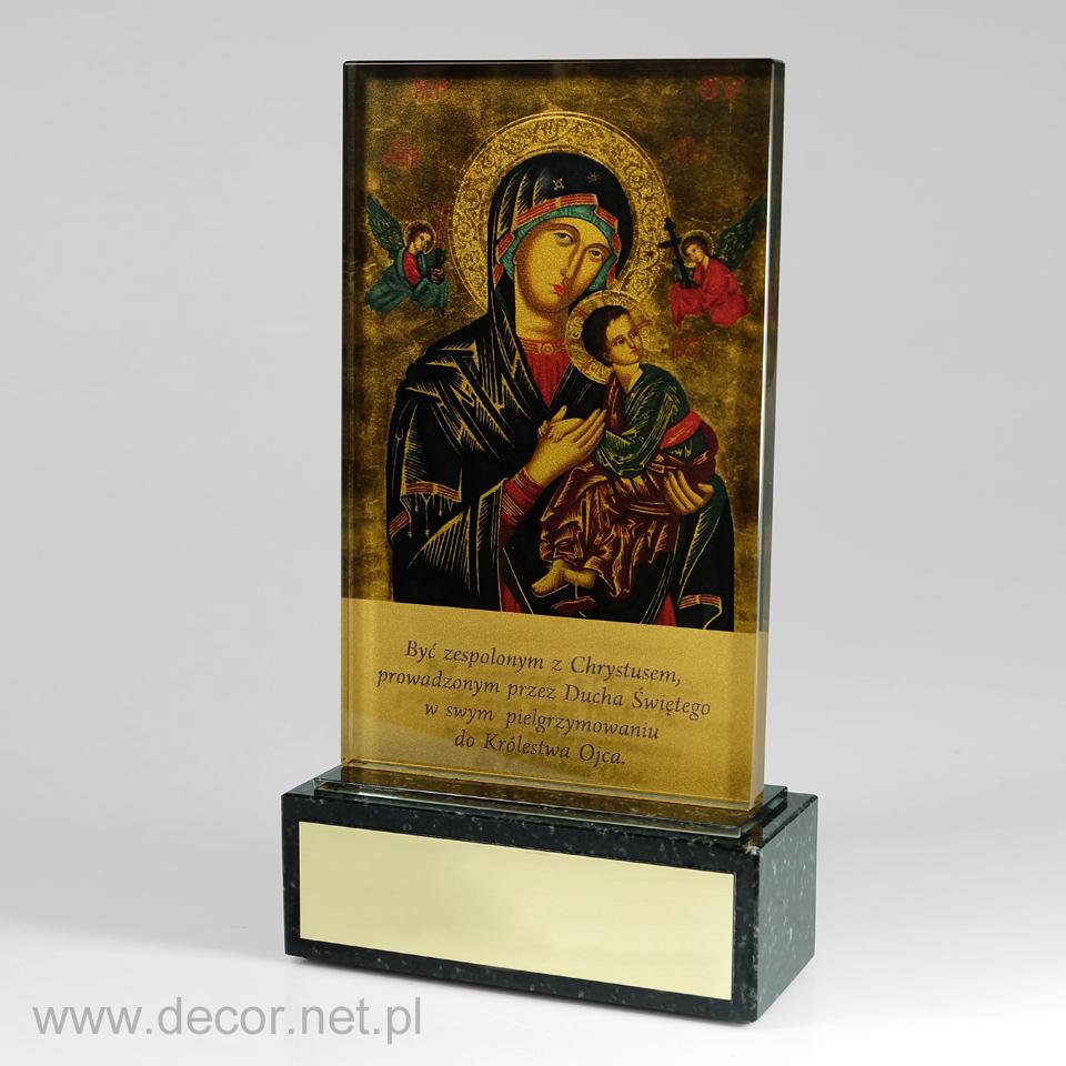 Statuetka - Prezent dla księdza - Pamiątka religijna