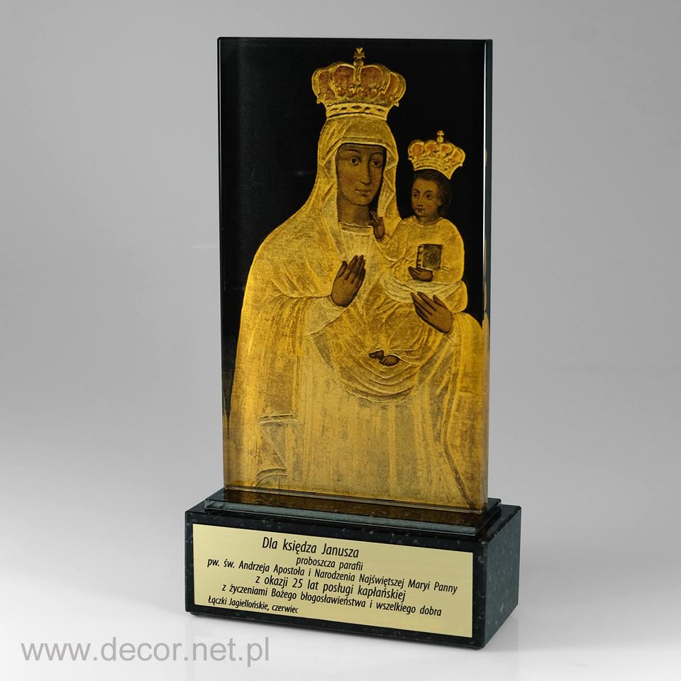 Statuetka - Prezent dla księdza z okazji 25 lat kapłaństwa - Pamiątka