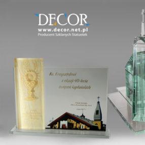 Pomysł na prezent dla księdza <br>i uroczystości kościelne.