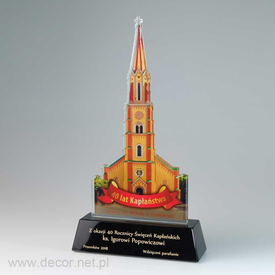 Prezent dla księdza z okazji 40-lecia kapłaństwa