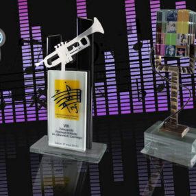Nagrody i statuetki muzyczne – wyróżnienia na zamówienie