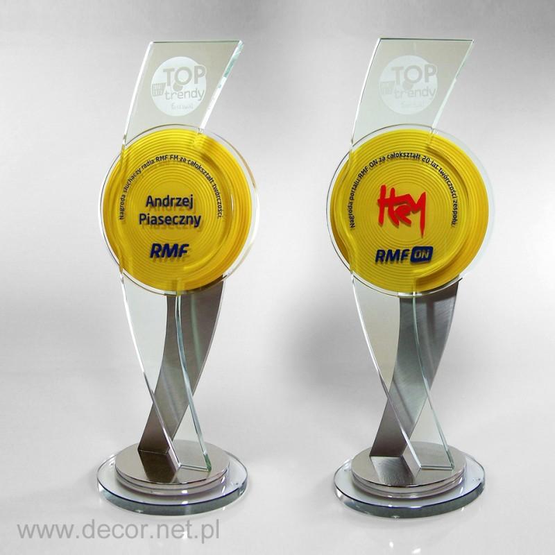 Szklano metalowa - nagroda muzyczna