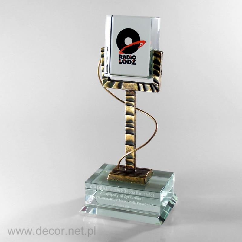Nagroda muzyczna - mikrofon