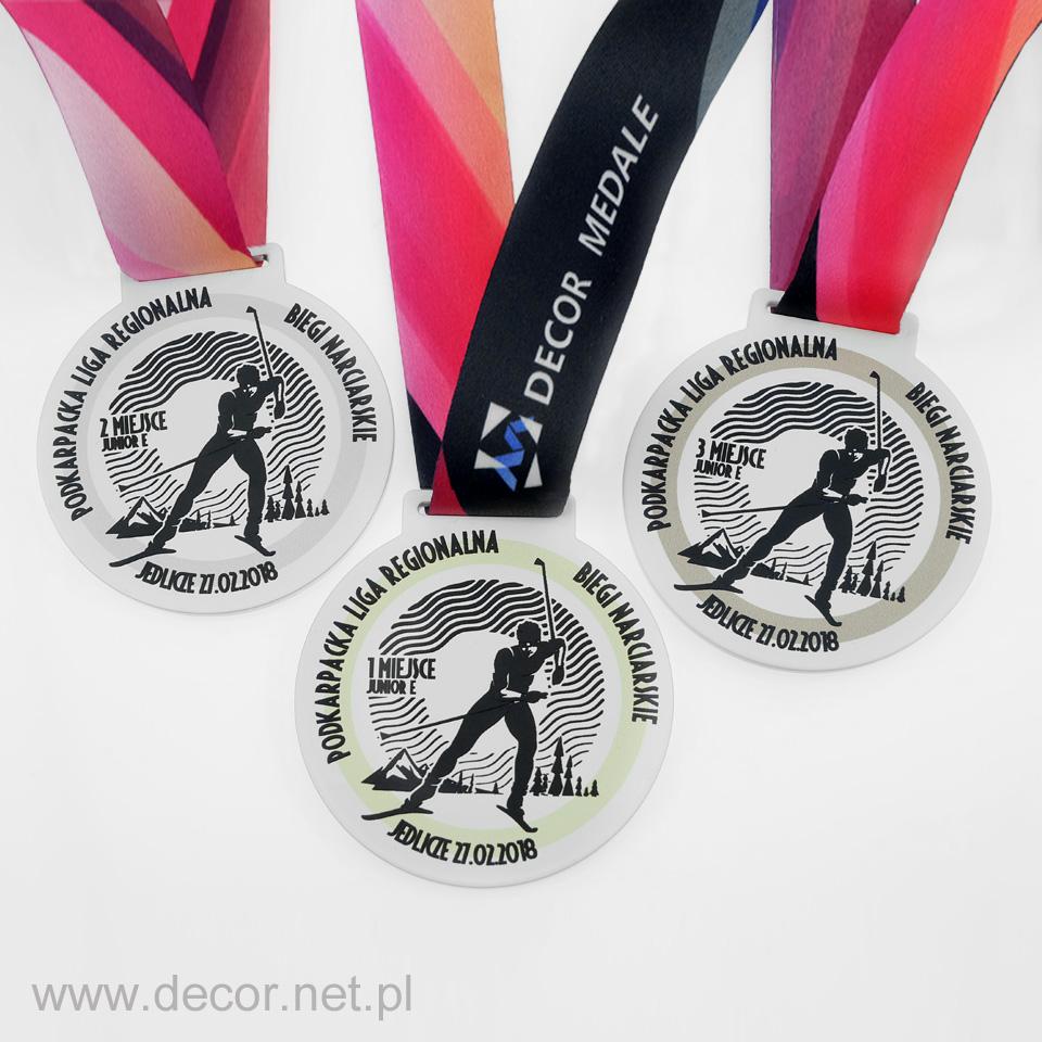 Medal dla dyscyplin zimowych