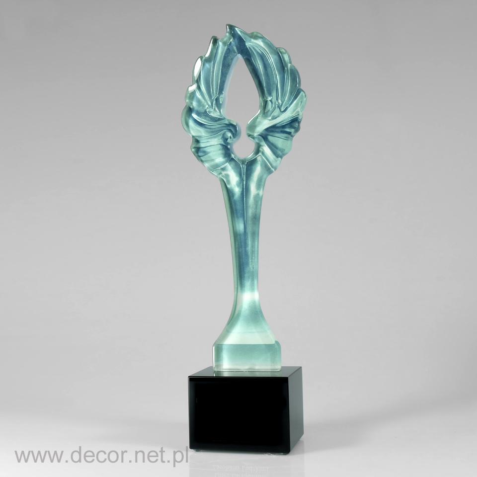 statuetka na zawody w łyżwiarstwie figurowym