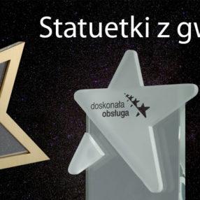 Statuetka z gwiazdą. Indywidualne projekty
