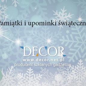 Pamiątki i upominki świąteczne na zamówienie - producent