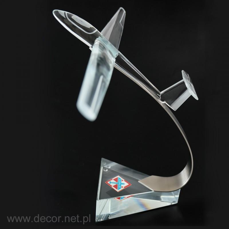 Szklany model szybowca M-Lot-1